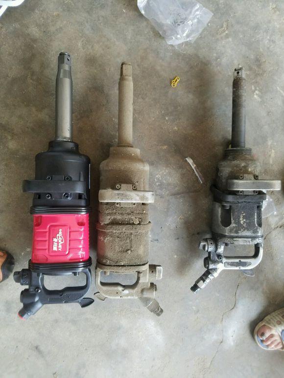 大风炮气动工具重型风炮机大扭力气动扳手汽修车载轮胎拆卸工具